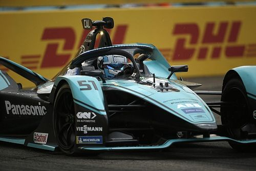 Jaguar cambia su alineación para las dos últimas carreras en Berlín