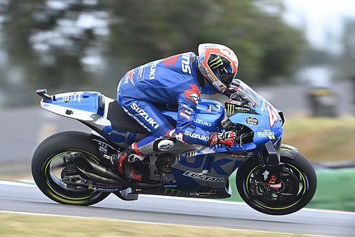 """Rins """"did nothing wrong"""" in Portugal MotoGP crash"""
