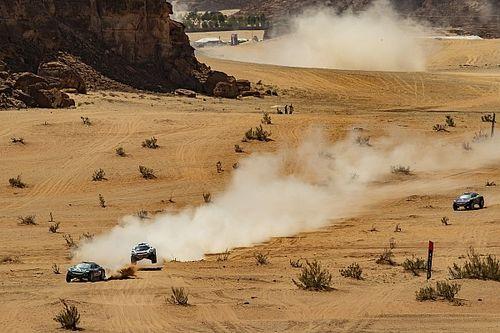 エクストリームE、最初のレース『デザートXPrix』は大成功? 共同創設者のアガグ「最高の週末だった」
