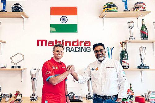 Mahindra confirma a Rowland por Lynn para la Fórmula E 2022