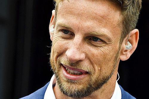 F1 - Button: parecia que Hamilton não sabia que ia perder posições