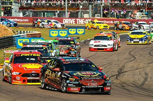 Supercars not postponing Darwin just yet