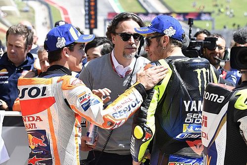 Sulit Prediksi MotoGP Jerman, Rossi Nilai Marquez Masih Favorit