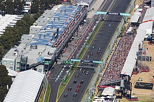 Health warning issued to Australian Grand Prix goers