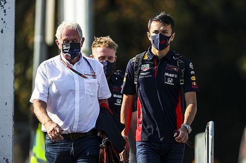 Christian Horner Pastikan Red Bull Pertahankan Alex Albon