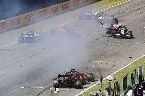 Podcast: Does Formula 1 have a restarts problem?