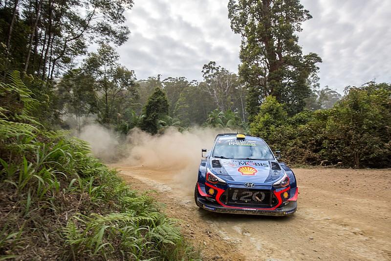 Les acteurs du WRC veulent des
