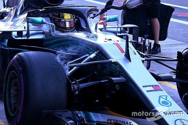 FIA izinkan Hamilton pakai nomor 1 di Abu Dhabi