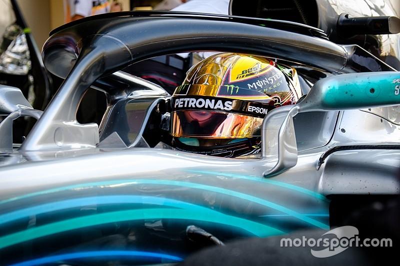 وولف: الفورمولا واحد شهدت هاميلتون