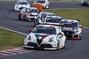 Video intervista: Ceccon spiega come si vince con l'Alfa Giulietta nel WTCR
