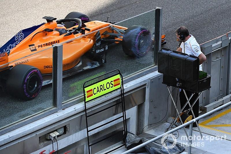 Sainz, McLaren'ın geri döneceğinden emin