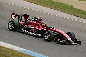 Ласточкин проведет еще один сезон в чемпионате Pro Mazda