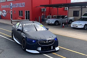 Winterbottom reacts to first Holden Supercars drive