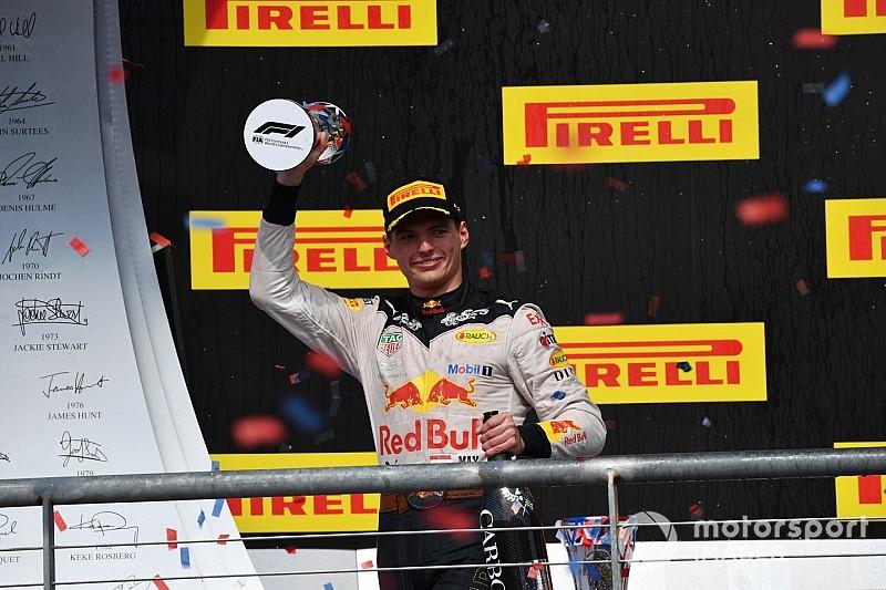 Verstappen: Sonuç bizim için sürpriz oldu