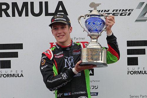 Fenestraz, campeón anticipado en la F3 Japonesa