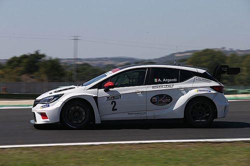 La passione di Andrea Argenti è ancora il TCR Italy con la Opel