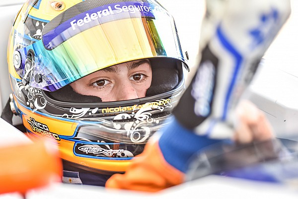 Indy Lights Dapero graduates with Juncos to Indy Lights