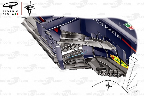 Formula 1 Analysis The changes that make Red Bull a real threat in Monaco