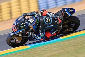 Moto2 Race report Moto2 Prancis: Bagnaia menang, Mir naik podium