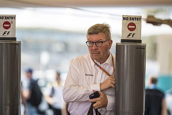 Formel 1 News Ross Brawn über Motorendiskussion: