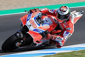 """MotoGP Noticias Lorenzo: """"Estoy convencido de que en Sepang tendremos algo nuevo"""""""