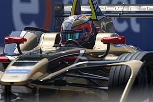 Formula E Race report Santiago ePrix: Vergne beats Lotterer in tense finish