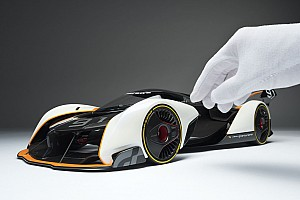 Automotive Motorsport.com news Amalgam turns virtual McLaren Ultimate Vision GT into reality