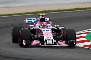 Ocon no necesitará un nuevo motor Mercedes para Mónaco