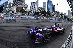 Formula E Noticias de última hora Así queda la Fórmula E 2017/18 tras el ePrix de Hong Kong