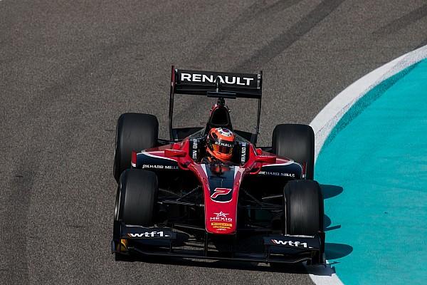 Эйткен сохранил поддержку Renault и перешел в Формулу 2