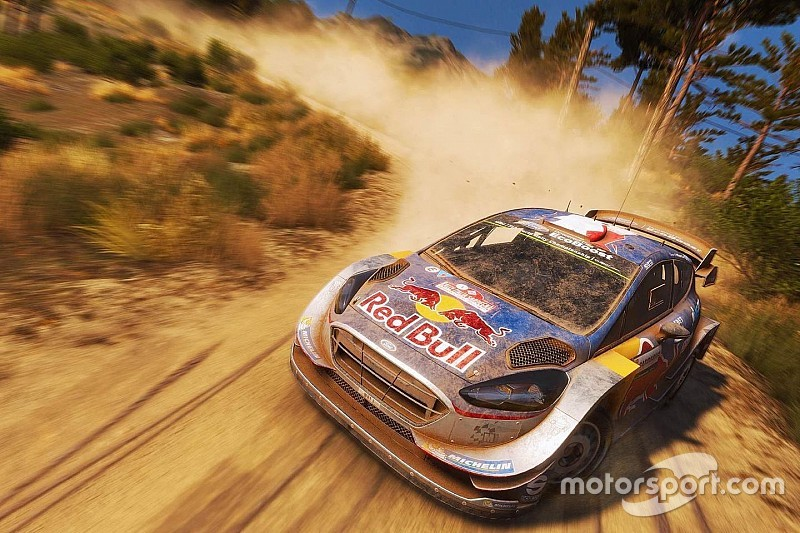 Прямой эфир: финал киберспортивного чемпионата WRC
