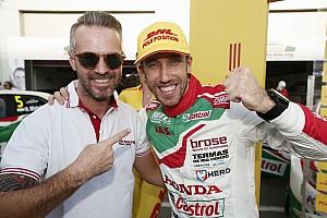 WTCR News WTCR 2018: Tiago Monteiro und Esteban Guerrieri fahren Honda