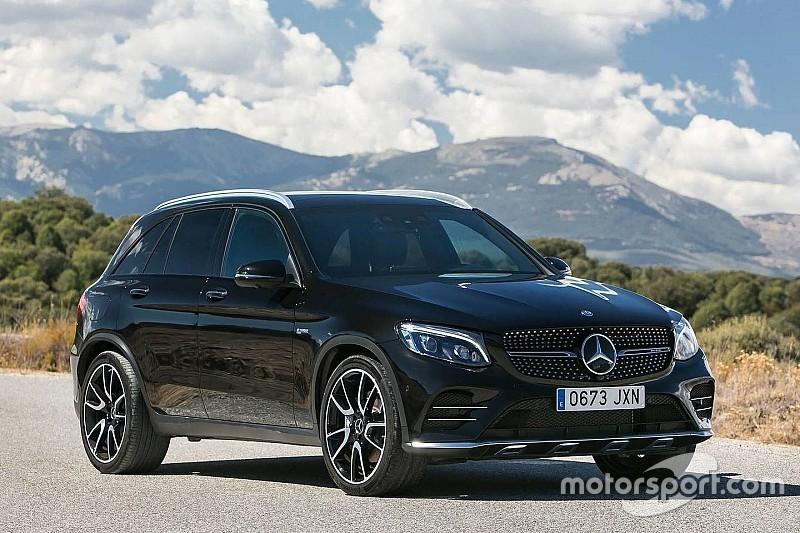 Prueba: Mercedes-AMG GLC 43 4MATIC