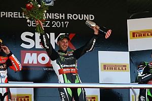 Superbikes Raceverslag WSBK Jerez: Opnieuw winst voor Rea, van der Mark zesde