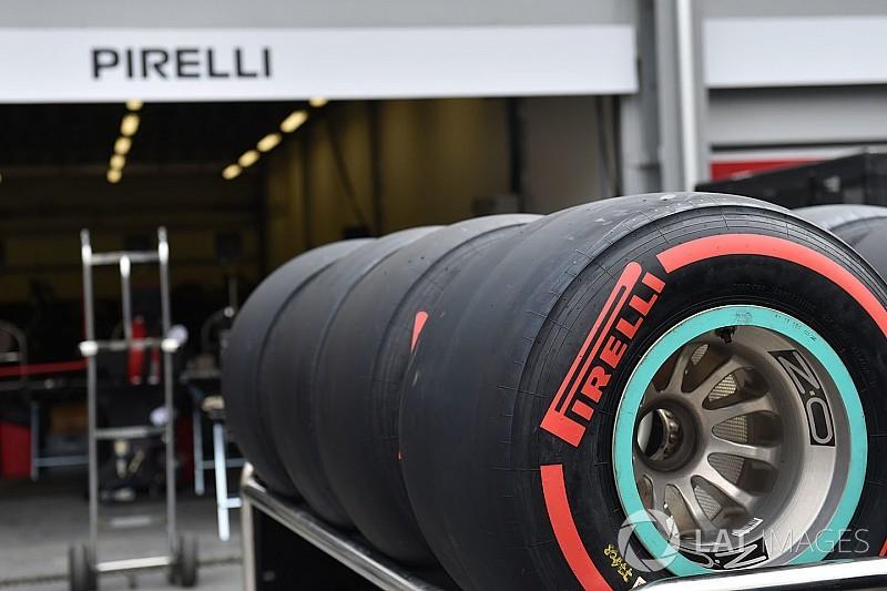 La Pirelli ha scelto Soft, Supersoft ed Ultrasoft per il GP d'Austria
