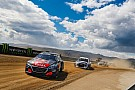 World Rallycross Portugal World RX: Loeb leads Hansen after Day 1