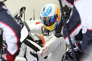 WEC Ultime notizie Per Fernando Alonso primi 37 giri con la Toyota