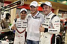 WEC Porsche выиграла свою последнюю квалификацию в LMP1