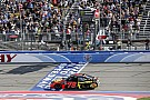 Monster Energy NASCAR Cup NASCAR Cup Series: Truex torehkan kemenangan perdana
