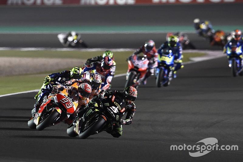 Qatar MotoGP start time unchanged despite concerns