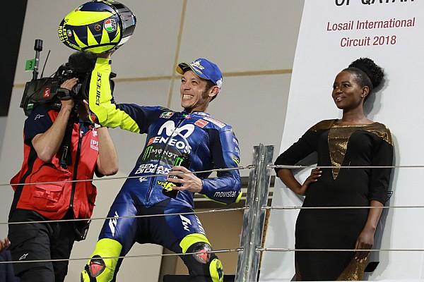 MotoGP Важливі новини Б'яджі: Валентино - герой, бо залишиться у MotoGP до 41 року