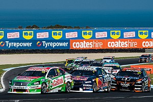 Supercars Breaking news Self-control key to Nissan improvement