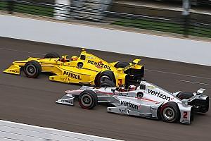 IndyCar Interview Chevrolet sandbagging?
