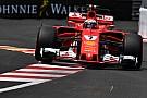 فورمولا 1 رايكونن يتفوّق على فيتيل وينطلق أوّلًا في موناكو وهاميلتون خارج العشرة الأوائل