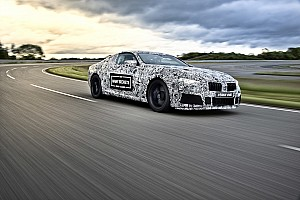 OTOMOBİL Haberler BMW M8 ve Le Mans'da yarışacak M8 GTE'nin teaser'ı yayınlandı