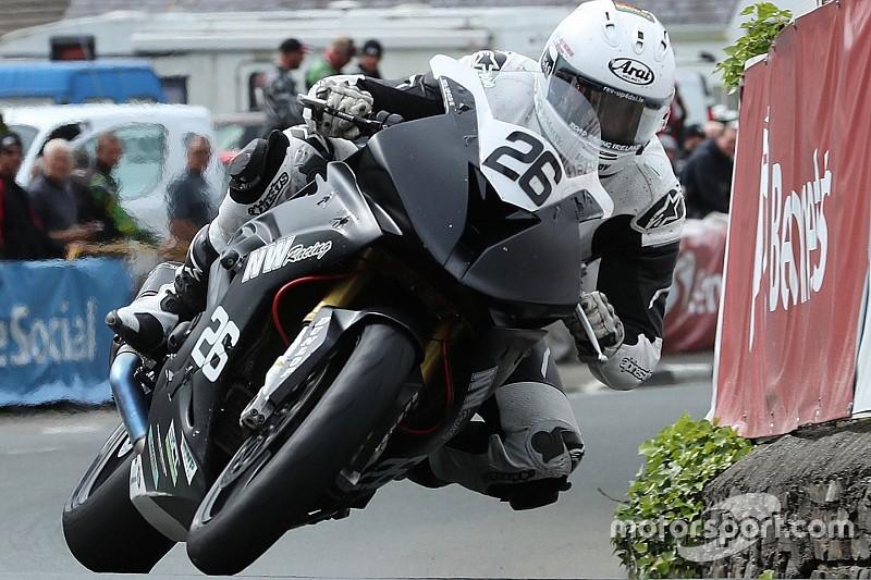 Isle of Man TT: третья смерть гонщика за два дня