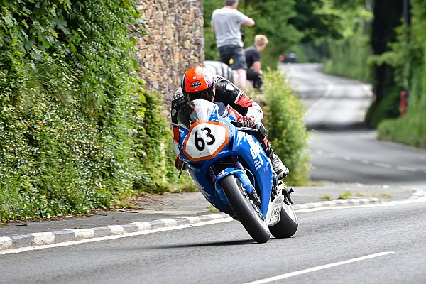 Isle of Man TT 2017: Jochem van den Hoek stirbt nach Unfall in Superstock TT
