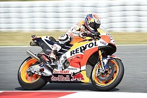 MotoGP Репортаж з кваліфікації Гран Прі Каталонії: Педроса виграв кваліфікацію, Россі 13-й