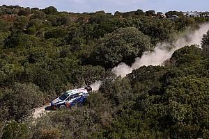 WRC Etappeverslag WRC Italië: Neuville jaagt op teamgenoot Paddon