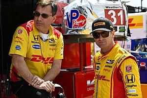 Gosselin zanja los rumores y no estará con Alonso en las 500 millas de Indianápolis